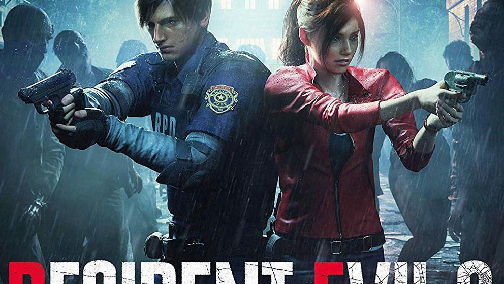 """""""Resident Evil 2"""""""