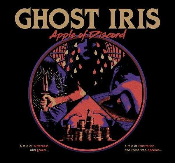 Ghost Iris APPLE OF DISCORD