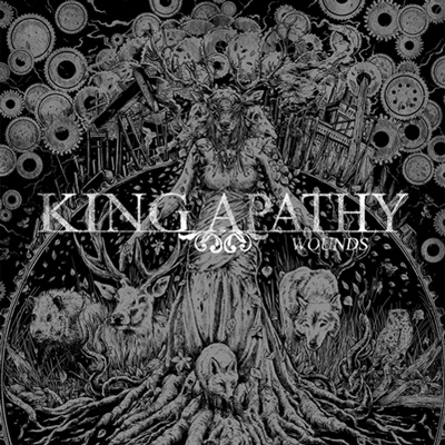 King Apathy WOUNDS