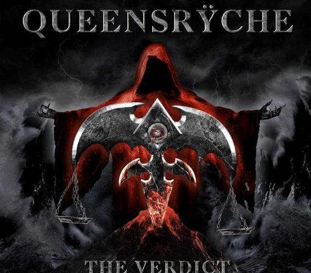 Queensrÿche THE VERDICT