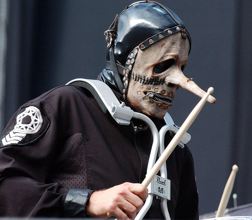 Slipknot: Ex-Gitarrist Donnie Steele verteidigt Chris Fehn