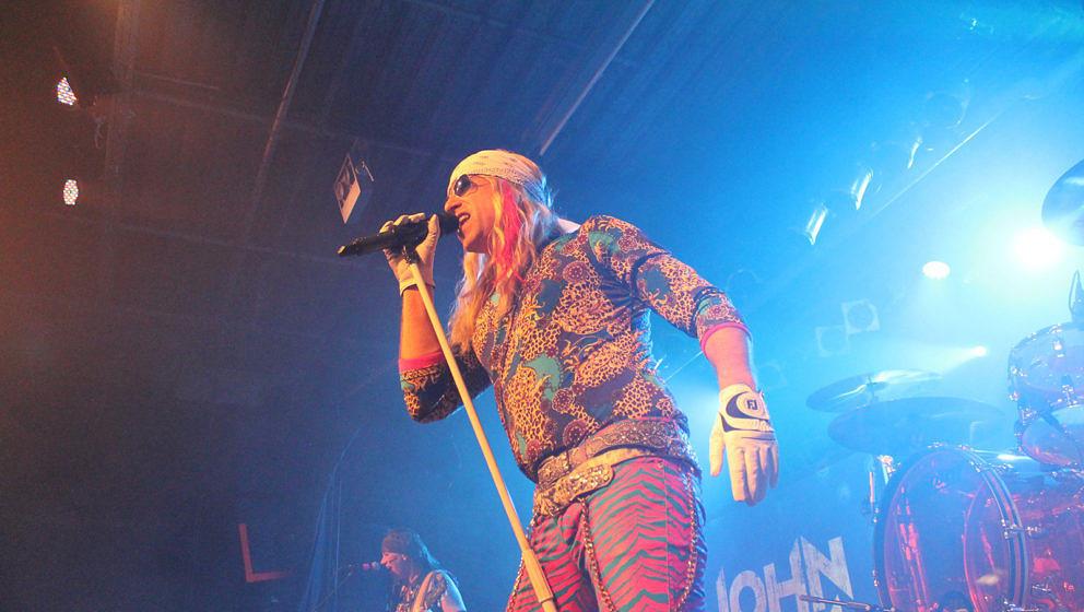 John Diva & The Rockets Of Love, München, Backstage Werk, 12.4.2019