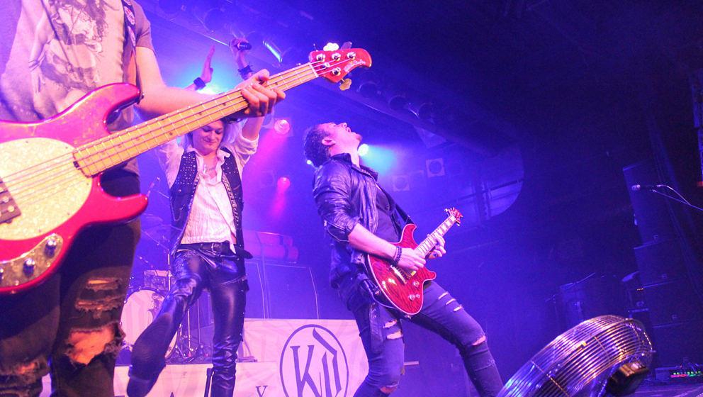 Kissin' Dynamite, München, Backstage Werk, 12.04.2019