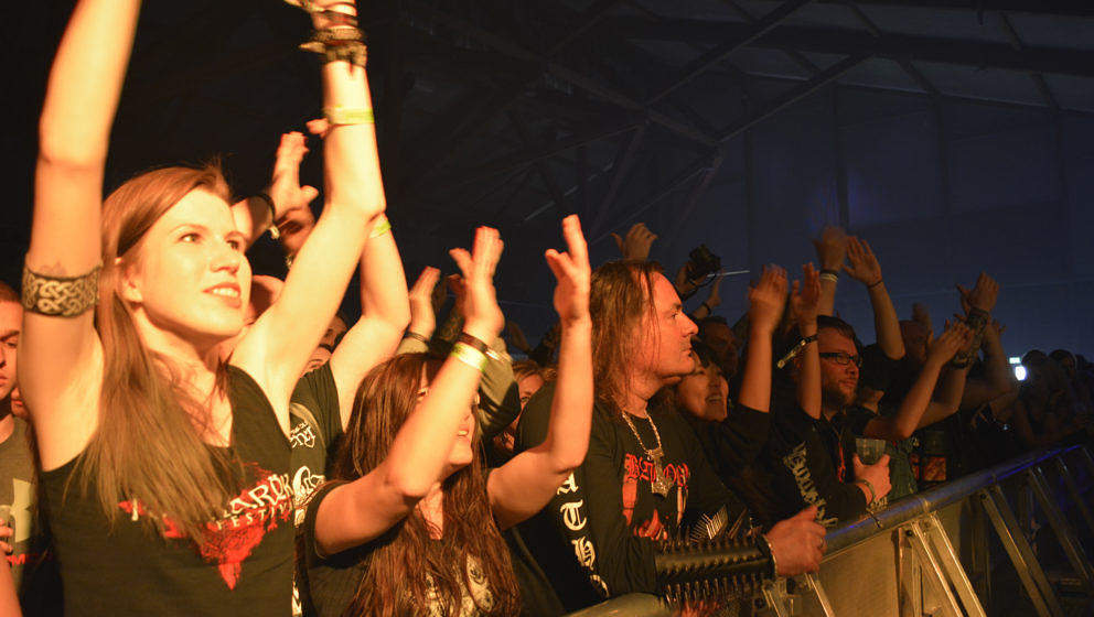Fans @ Ragnaršk Festival 2019