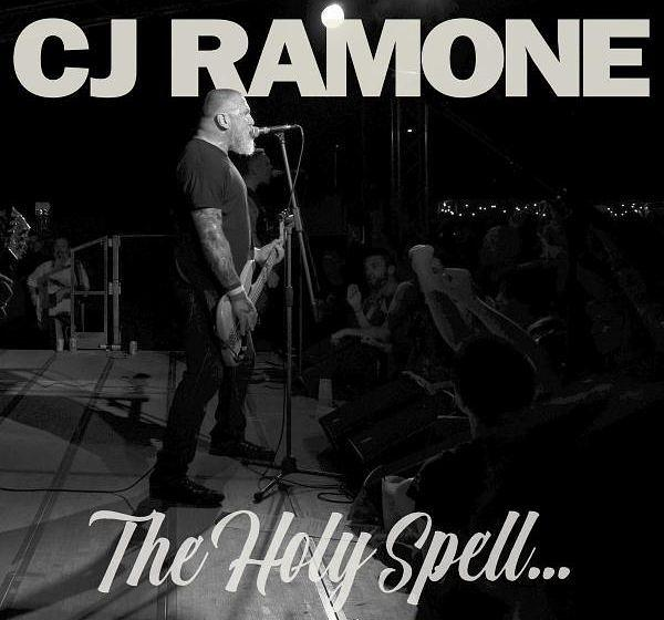 CJ Ramone THE HOLY SPELL