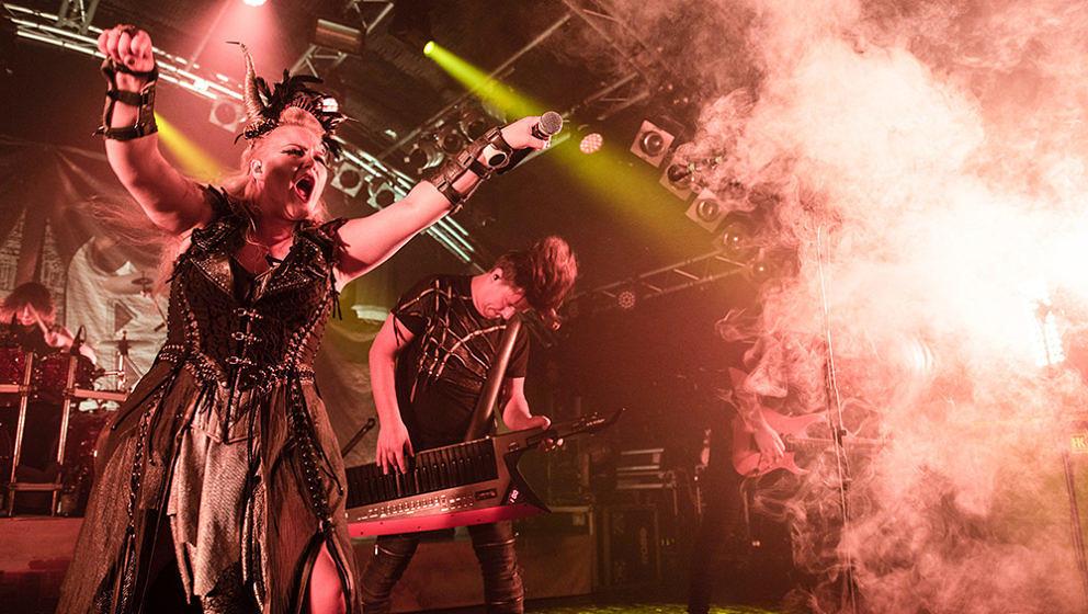 Battle Beast Hamburg, Markthalle, 8.5.2019