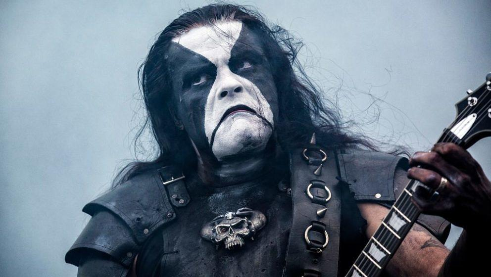 Abbath live beim norwegischen Tons Of Rock-Festival am 21.6.2018 in Halden