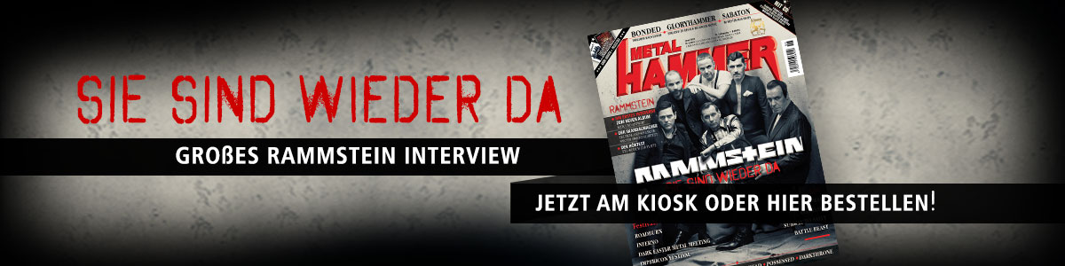 Rammstein – das Interview zum neuen Album: METAL HAMMER 06/19