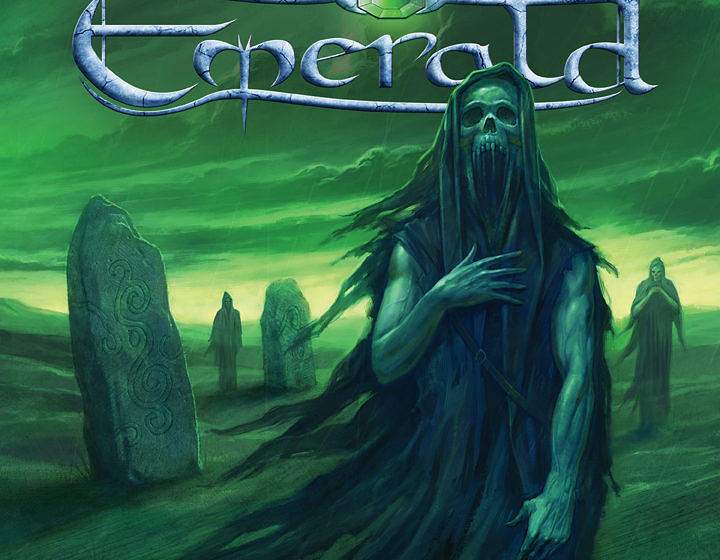 Emerald RESTLESS SOULS