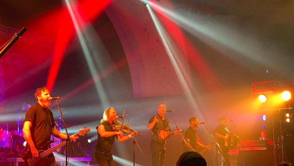 Fiddler's Green, 25.05.2019, Leipzig, Haus Auensee
