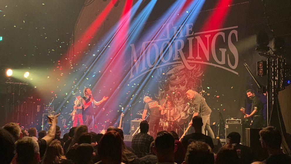 The Moorings, 25.05.2019, Leipzig, Haus Auensee