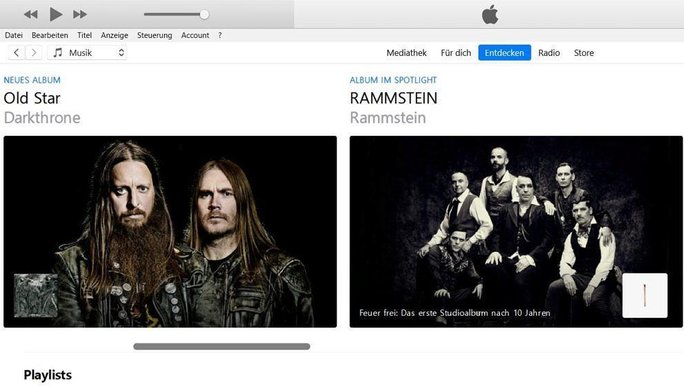 Wird es iTunes, so wie wir es jetzt kennen, bald nicht mehr geben?