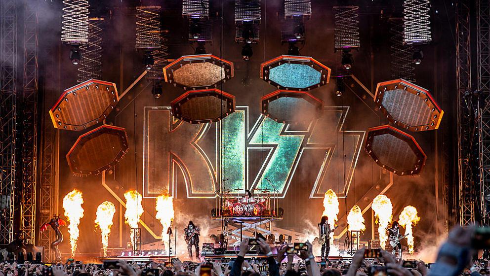 Kiss @ Königsplatz München, 31.5.2019
