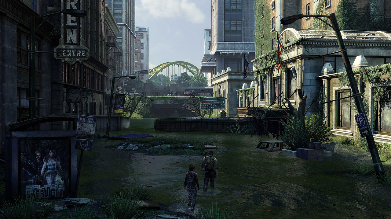 "Screenshot aus ""The Last Of Us"""