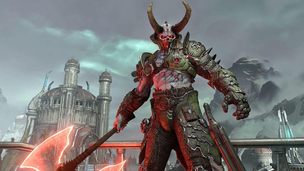"""""""DOOM Eternal"""" hat auf der E3 2019 einen Erscheinungstermin gekriegt."""
