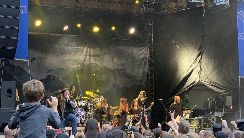 Eluveitie @ Wave Gotik Treffen 2019