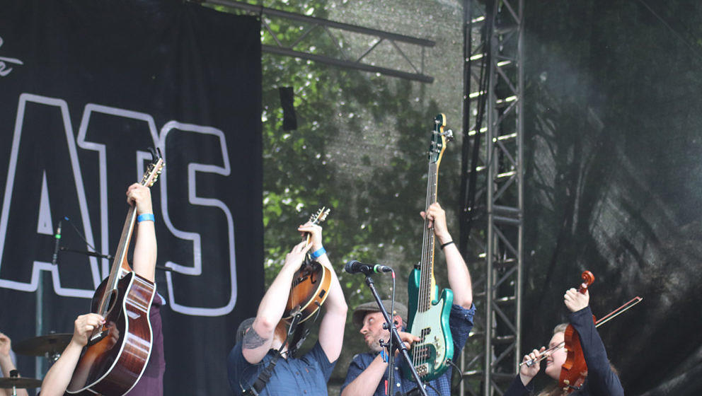 The O'Reillys And The Paddyhats @ Wave Gotik Treffen 2019