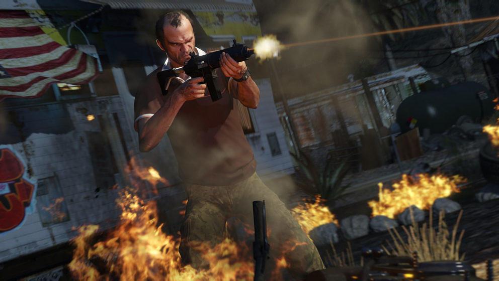 """Die Entwicklung von """"Grand Theft Auto V"""" war sehr teuer"""