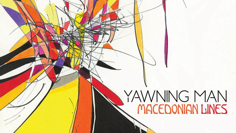 Yawning Man MACEDONIAN LINES