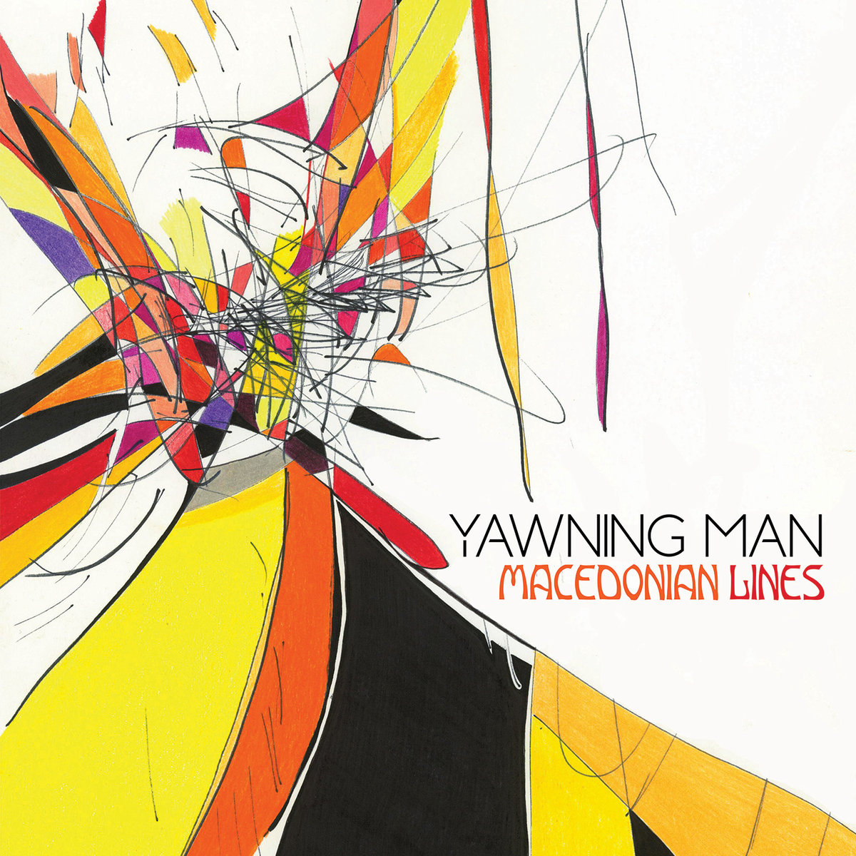 Kritik zu Yawning Man MACEDONIAN LINES
