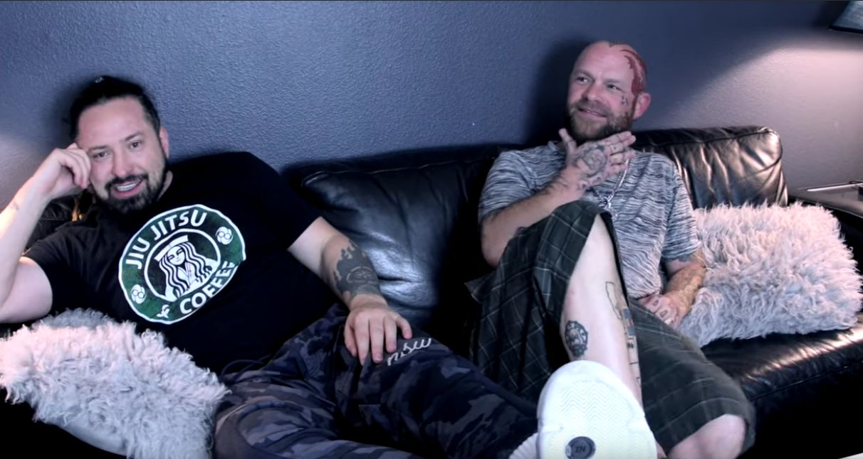 """Five Finger Death Punch: """"Unser Band-Name ist total bescheuert."""""""