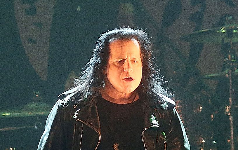 Glenn Danzig beim Housecore Horror Film & Music Festival am 26. October 2014 in Austin, Texas