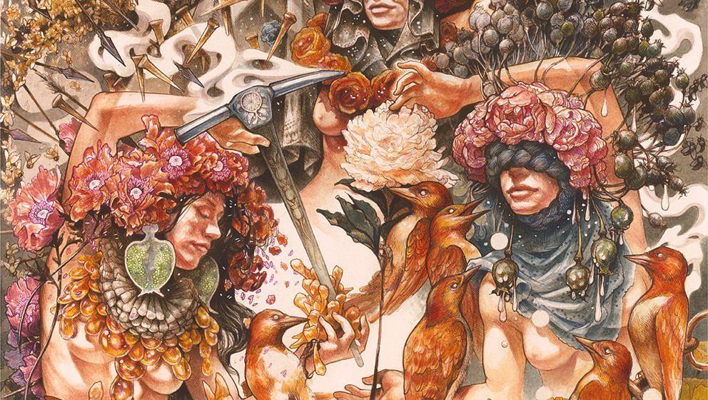 AdM 7/19: Baroness GOLD & GREY: 'GOLD & GREY blickt eher reflektierend auf die bisherige musikalische Reise der Band zurück,