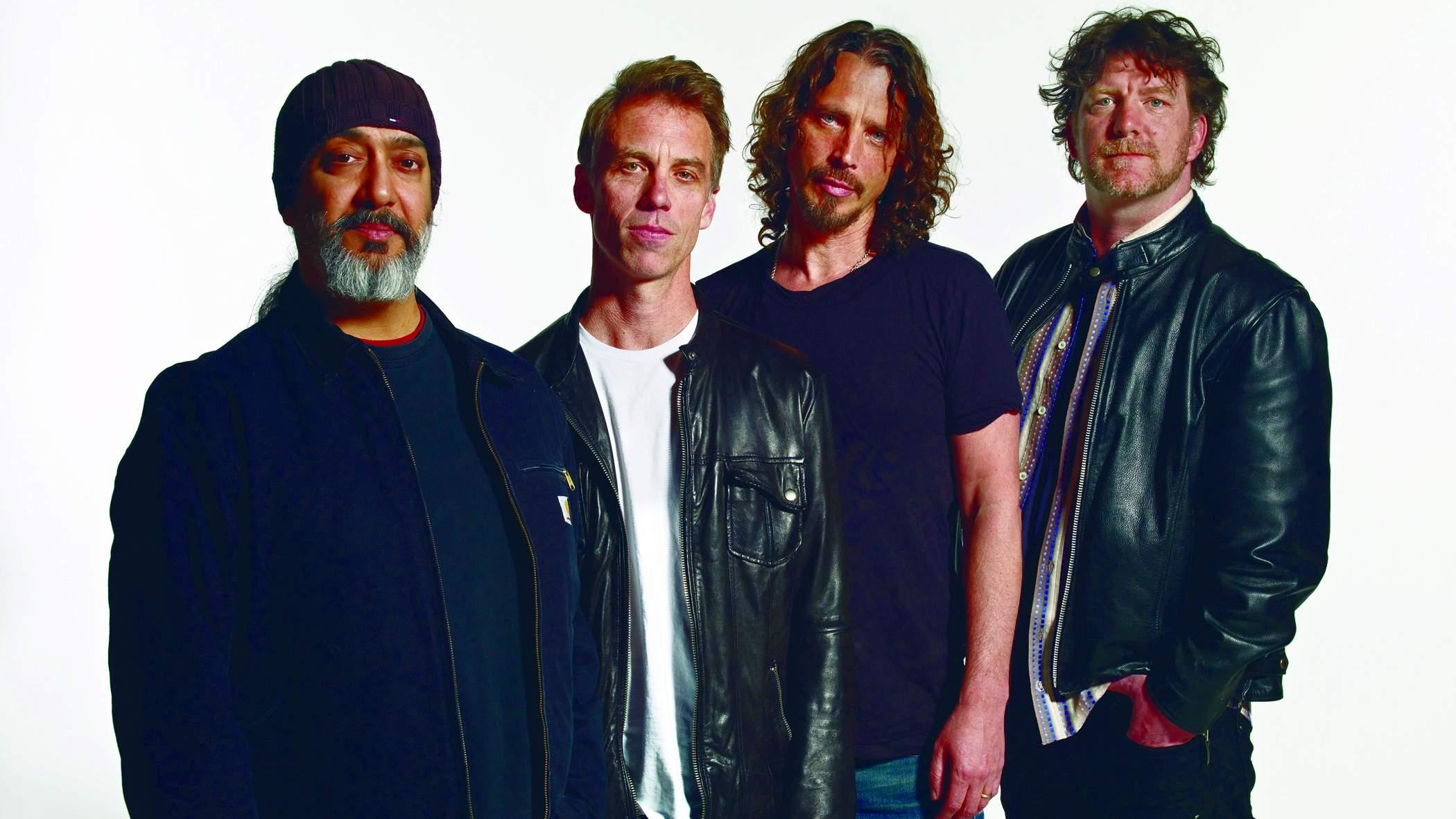 Andeutung: Machen Soundgarden als Nude Dragons weiter?