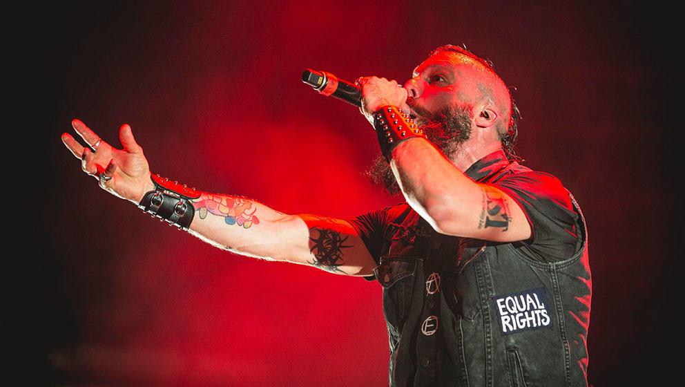Gründungsmitglied Jesse Leach ist seit 2012 wieder am Mikrofon.