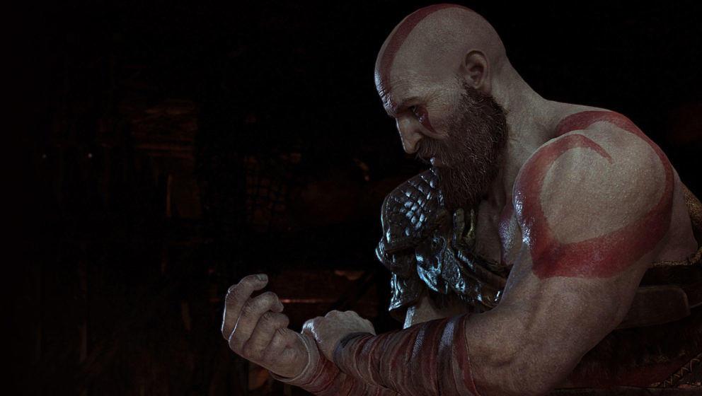 """Fast hätten Gamer auf Kratos in """"God Of War"""" (2018) verzichten müssen."""