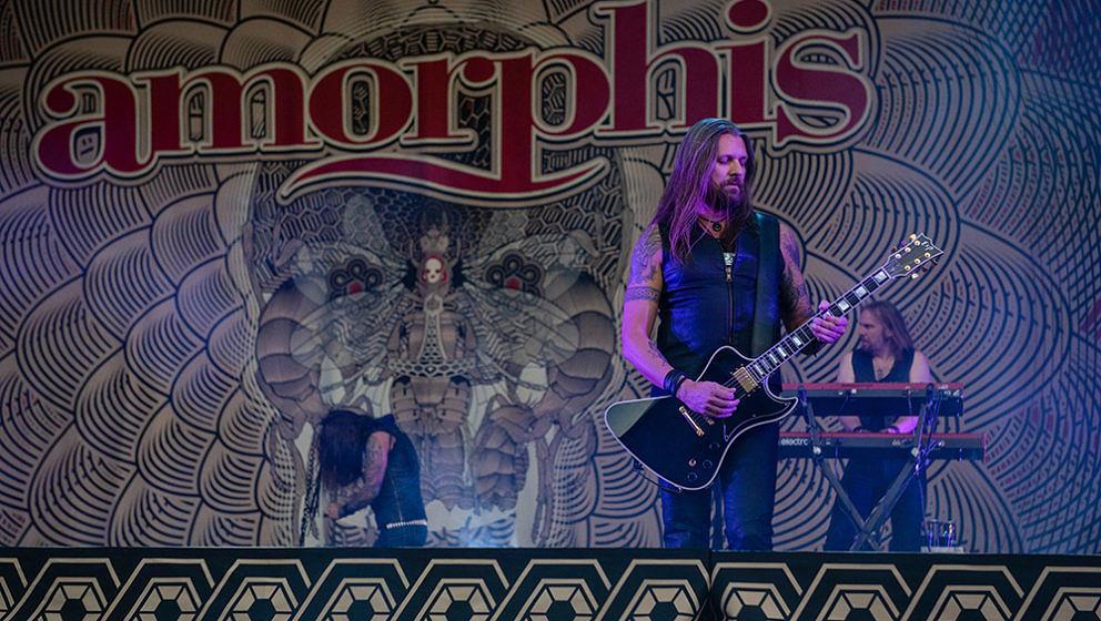 Amorphis, Tuska Festival, Helsinki, Finnland