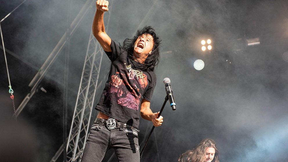 Anthrax, Tuska Festival, Helsinki, Finnland