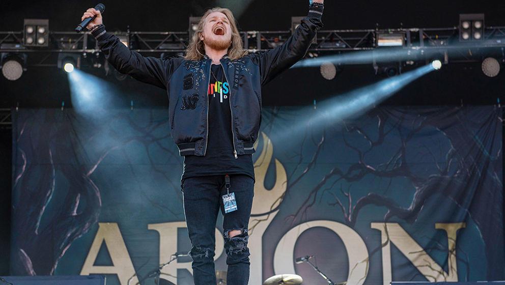 Arion, Tuska Festival, Helsinki, Finnland