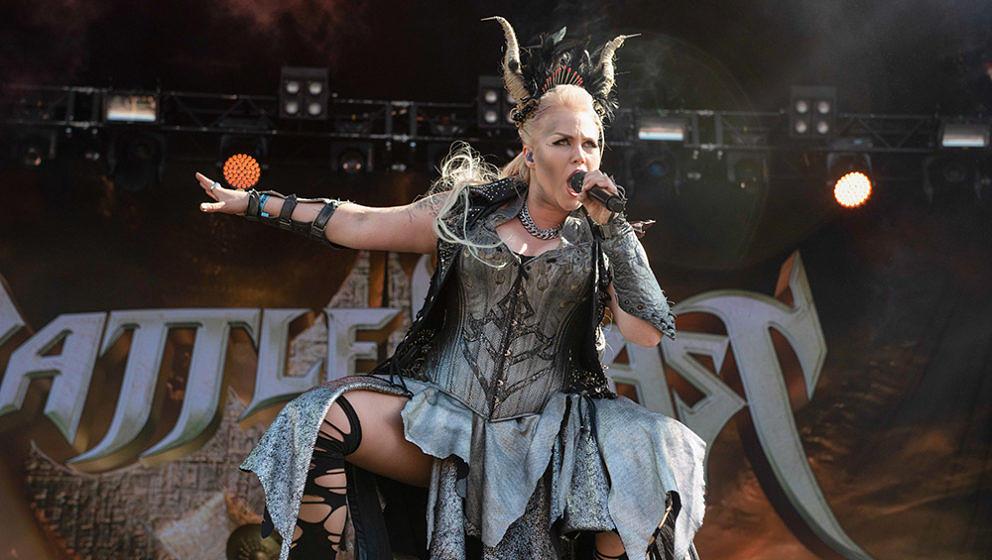 Battle Beast, Tuska Festival, Helsinki, Finnland
