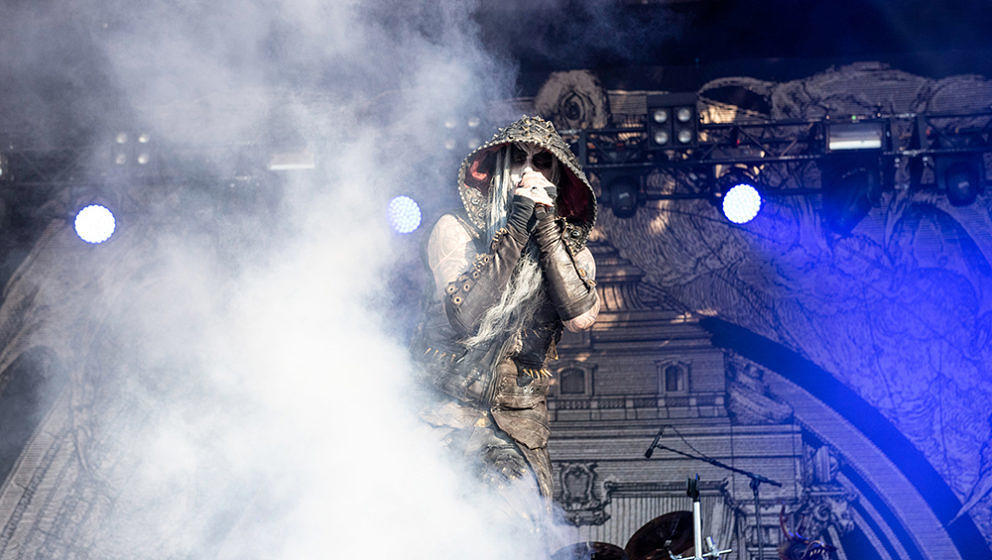 Dimmu Borgir, Tuska Festival, Helsinki, Finnland