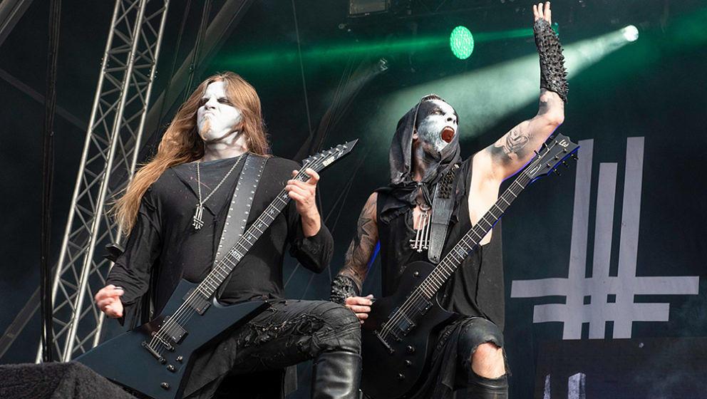 Behemoth, Tuska Festival, Helsinki, Finnland