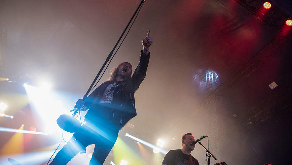 Kvelertak, Tuska Festival, Helsinki, Finnland