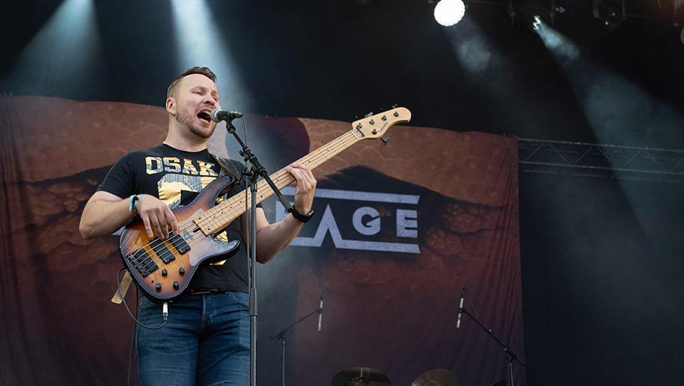 Leverage, Tuska Festival, Helsinki, Finnland