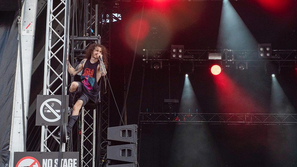 Lost Society, Tuska Festival, Helsinki, Finnland