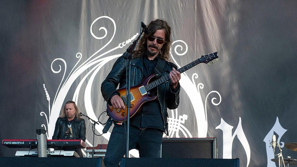 Opeth, Tuska Festival, Helsinki, Finnland