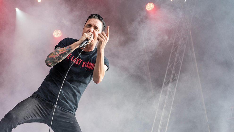 Sick Of It All, Tuska Festival, Helsinki, Finnland