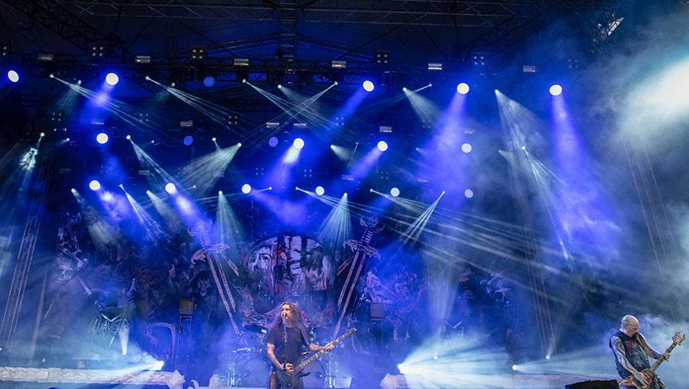 Slayer, Tuska Festival, Helsinki, Finnland