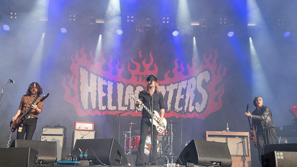 The Hellacopters, Tuska Festival, Helsinki, Finnland