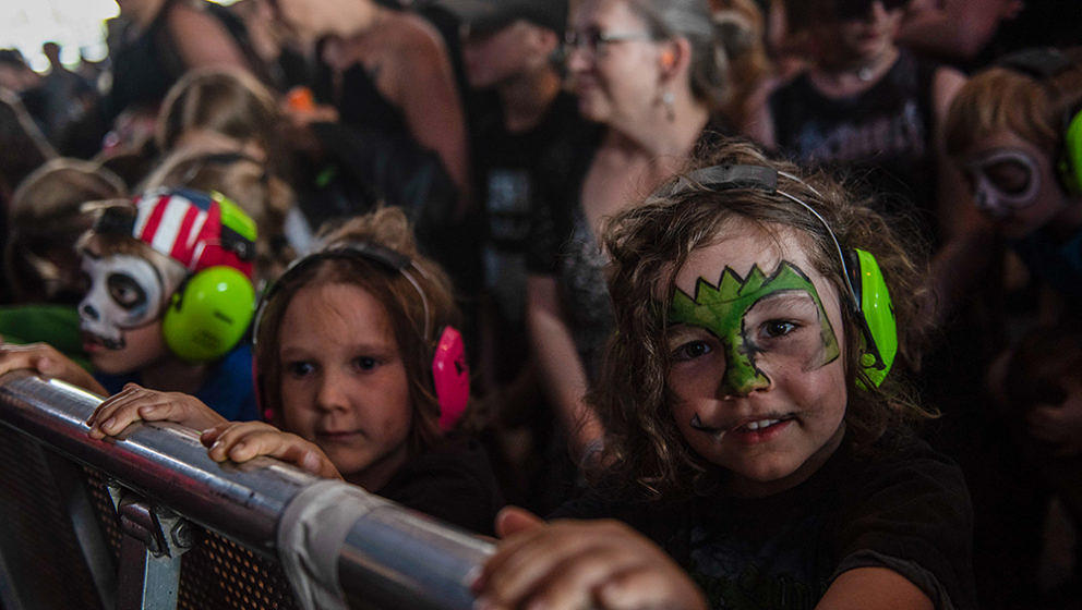 Tuska Festival, Helsinki, Finnland