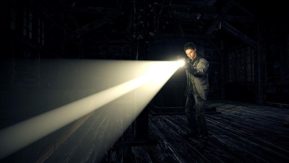 """""""Alan Wake"""" könnte bald auch auf der PlayStation 4 sein Unwesen treiben."""