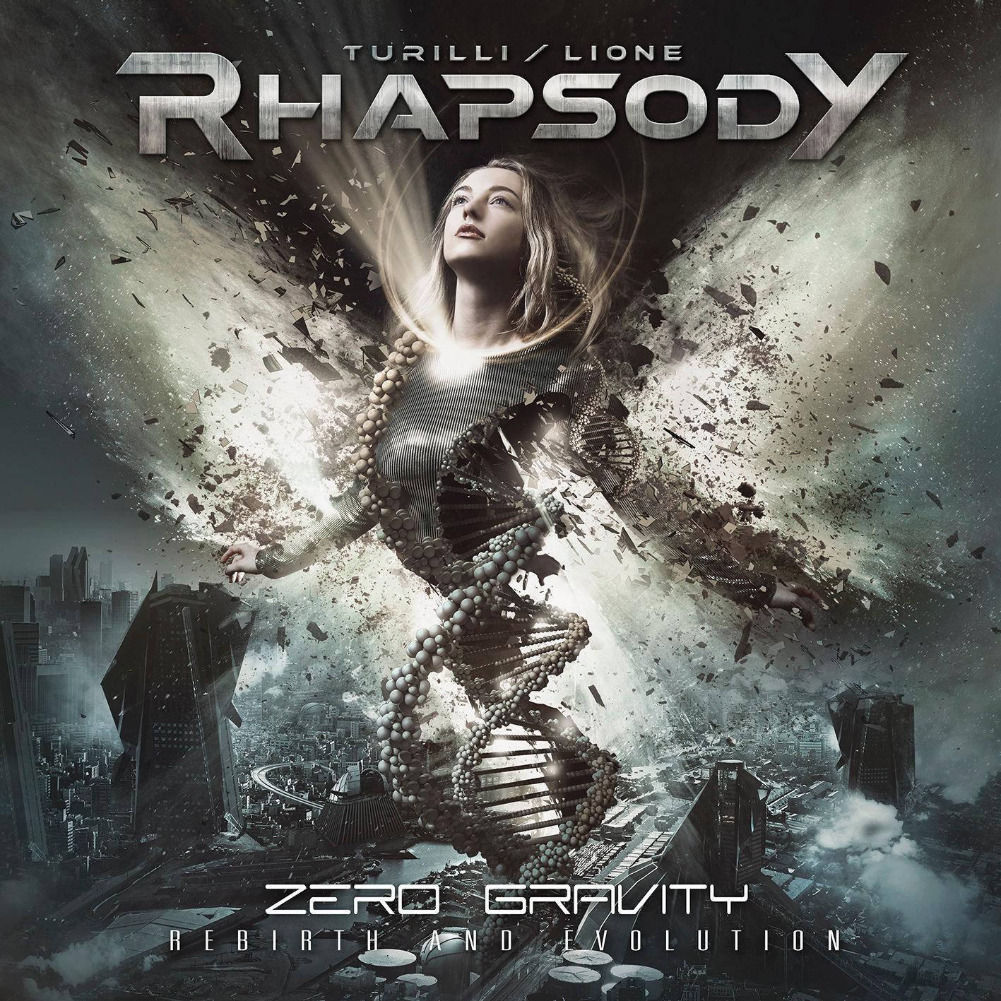 Kritik zu Turilli/Lione Rhapsody ZERO GRAVITY (REBIRTH AND EVOLUTION)