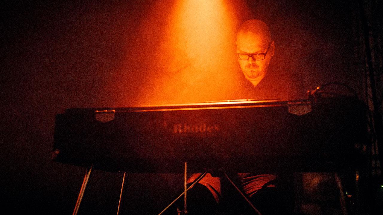 Morten Gass mit Bohren & der Club of Gore.