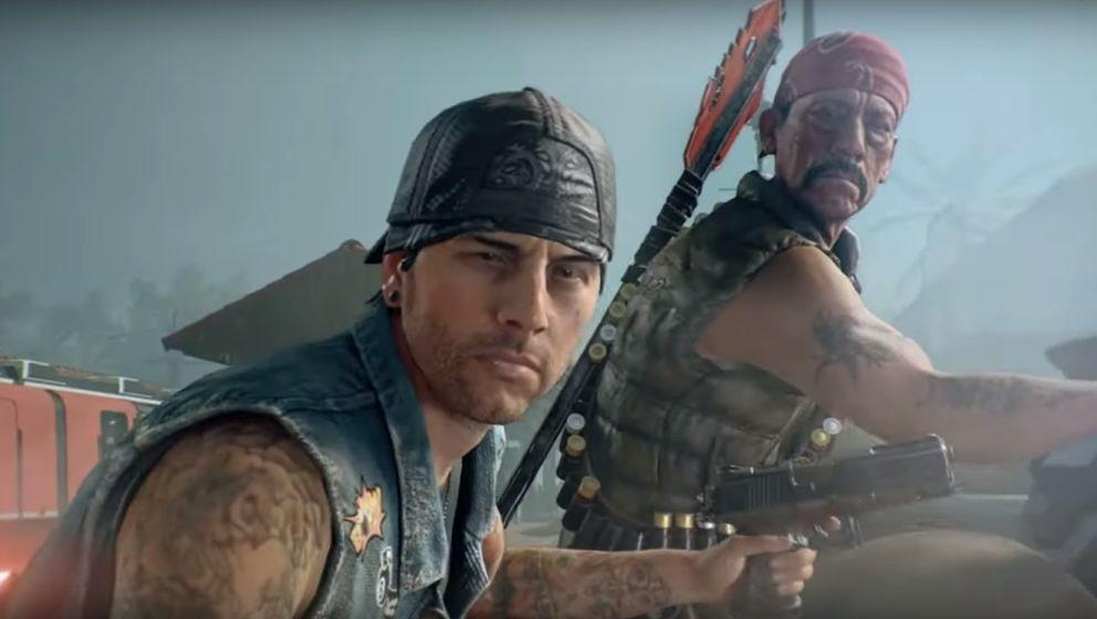 A7X-Frontmann M. Shadows in Call Of Duty: Black Ops 4