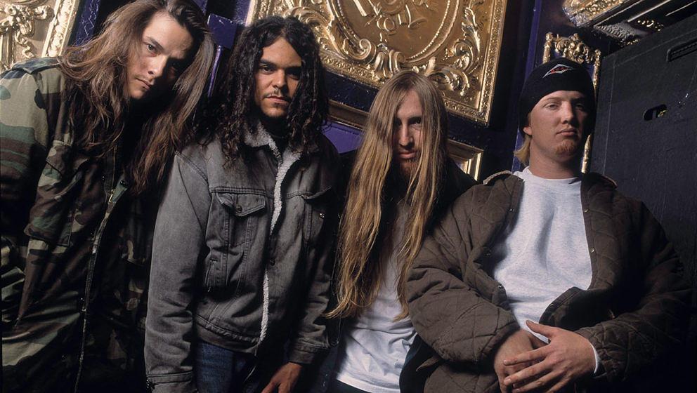 Kyuss: Vier Jungs, die in der Wüste ein komplett neues Genre begründeten.