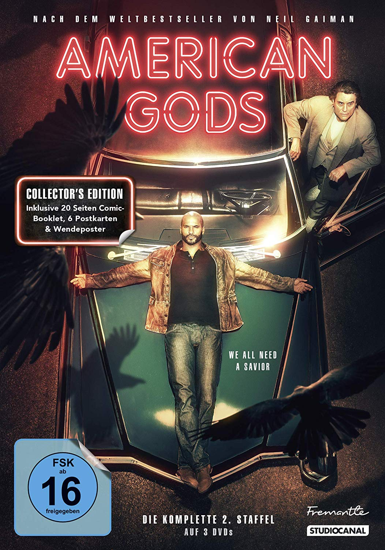Kritik zu American Gods STAFFEL 2